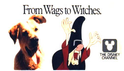 From Wags to Witches - Disney Channel